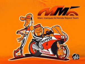 Marc Marquez, Honda Repsol Team